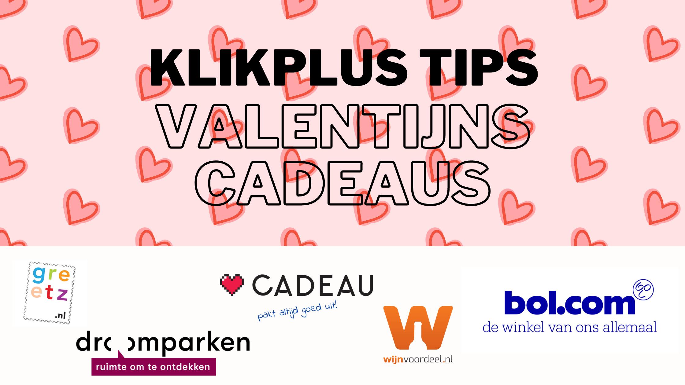 Top 5 Valentijnscadeaus